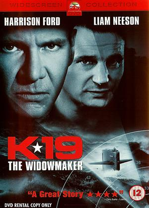 K-19 the Widowmaker Online DVD Rental