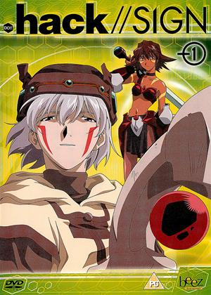 Hack//Sign: Vol.1: Login Online DVD Rental