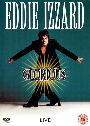 Eddie Izzard: Glorious Online DVD Rental