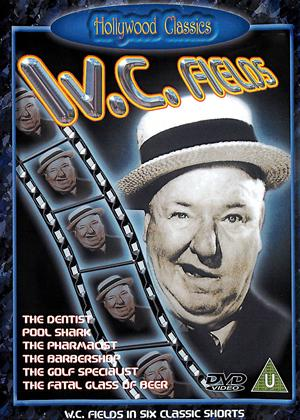 W.C. Fields: Classic Shorts Online DVD Rental