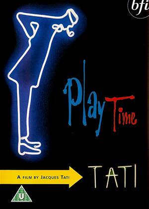 Playtime Online DVD Rental