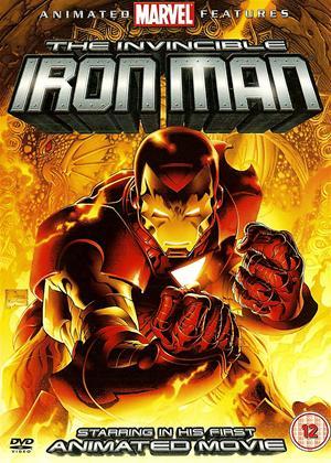 Invincible Iron Man Online DVD Rental