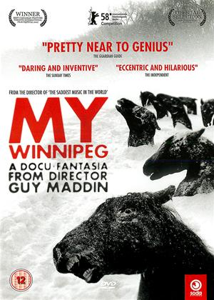 My Winnipeg Online DVD Rental