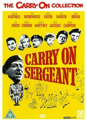 Carry on Sergeant Online DVD Rental