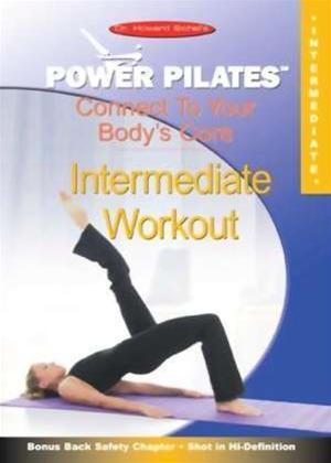 Rent Power Pilates: Intermediate Workout Online DVD Rental