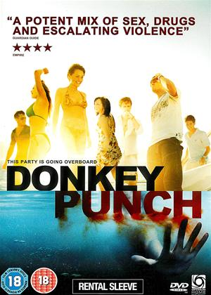 Rent Donkey Punch Online DVD Rental
