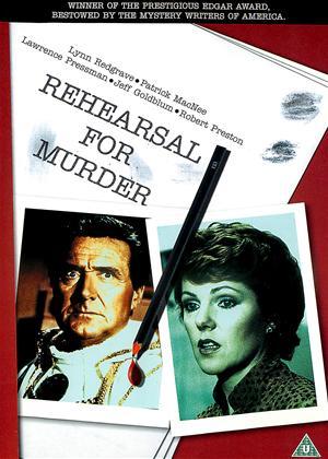 Rent Rehearsal for Murder Online DVD Rental