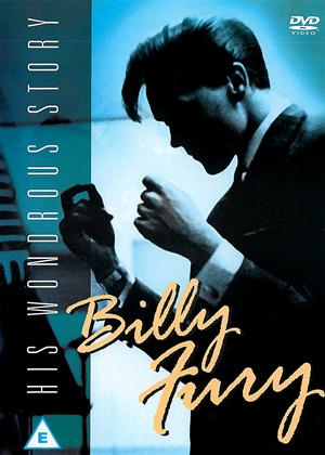 Wondrous Place: The Billy Fury Story Online DVD Rental