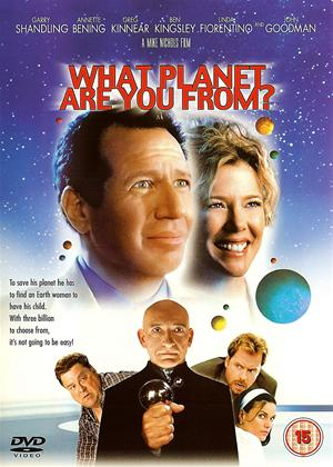 What Planet Are You From? Online DVD Rental