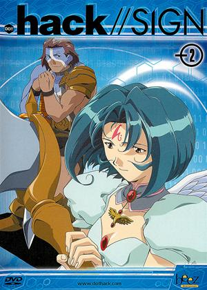 Hack//Sign: Vol.2: Outcast Online DVD Rental