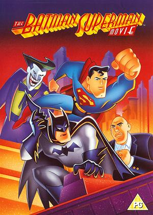 Batman Meets Superman Online DVD Rental