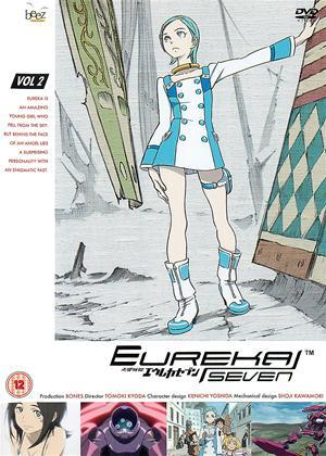 Eureka Seven 2 Online DVD Rental