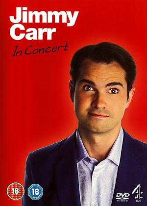 Rent Jimmy Carr: In Concert Online DVD Rental