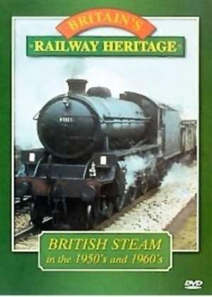 Rent British Steam 50s and 60s Online DVD Rental
