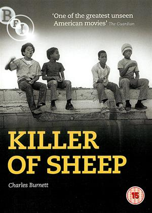 Killer of Sheep Online DVD Rental