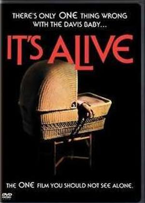 Rent It's Alive Online DVD Rental
