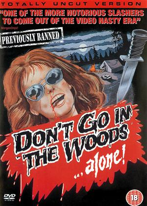 Don't Go in the Woods Alone Online DVD Rental