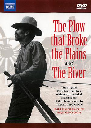 The Plow That Broke the Plains Online DVD Rental
