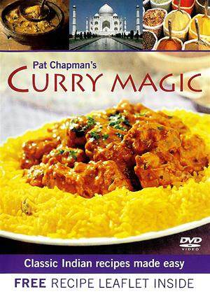 Pat Chapman's Curry Magic Online DVD Rental