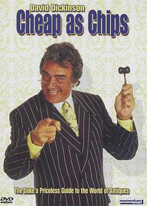 Rent David Dickinson: Cheap as Chips Online DVD Rental