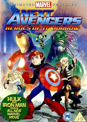 Rent Next Avengers: Heroes of Tomorrow Online DVD Rental