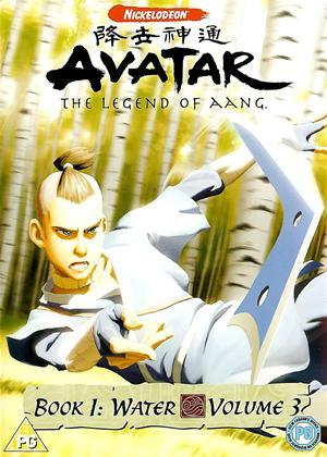 Avatar Book 1: Water: Vol.3 Online DVD Rental