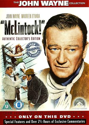 Rent Mclintock: Special Edition Online DVD Rental