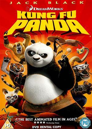 Kung Fu Panda Online DVD Rental