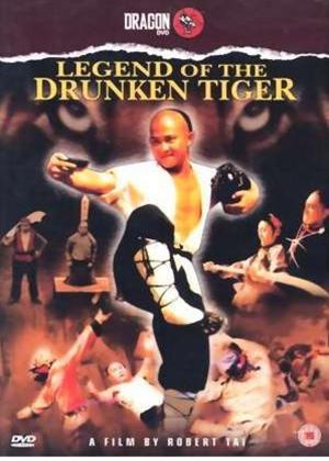 Legend of the Drunken Tiger Online DVD Rental