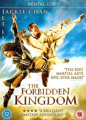 Rent The Forbidden Kingdom Online DVD Rental