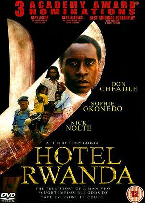 Hotel Rwanda Online DVD Rental