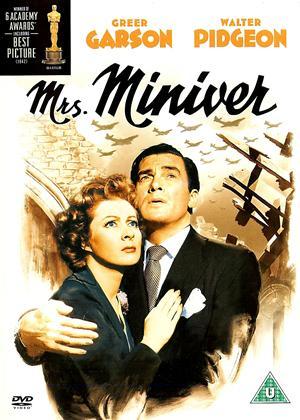 Mrs Miniver Online DVD Rental