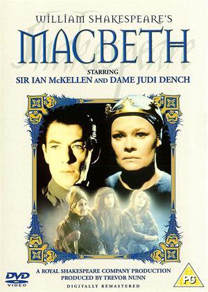 Rent Macbeth (aka A Performance of Macbeth) Online DVD Rental