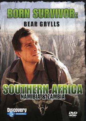 Rent Bear Grylls: Born Survivor: Southern Africa Online DVD Rental