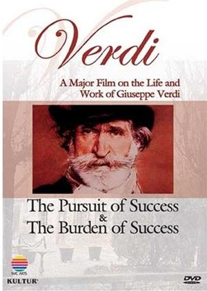 Rent Verdi: The Pursuit of Success The Burden of Success Online DVD Rental