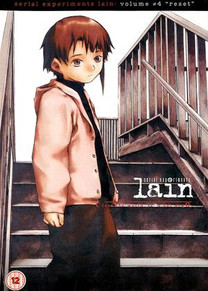 Serial Experiments Lain: Vol.4 Online DVD Rental