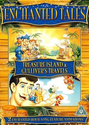 Rent Enchanted Tales: Treasure Island/Gulliver's Travels Online DVD Rental