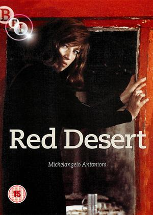 Red Desert Online DVD Rental