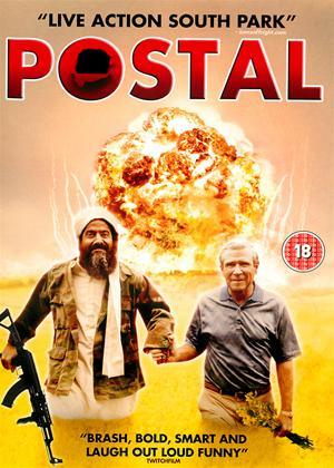 Postal Online DVD Rental