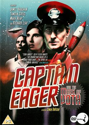 Captain Eager and the Mark of Voth Online DVD Rental