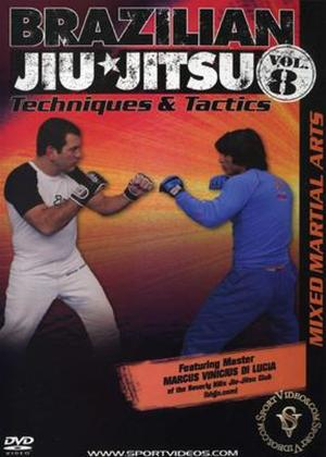 Rent Brazilian Jiu Jitsu 8: Mixed Martial Arts Online DVD Rental