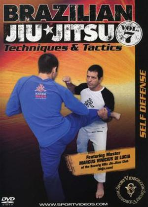 Rent Brazilian Jiu Jitsu 7: Self Defence Online DVD Rental