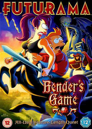 Futurama: Bender's Game Online DVD Rental