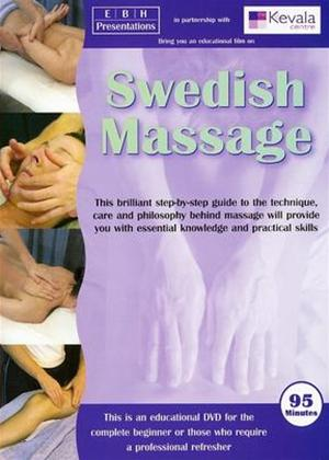 Swedish Massage with Georgina Tisdall Online DVD Rental