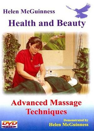 Health and Beauty: Advanced Massage Techniques Online DVD Rental