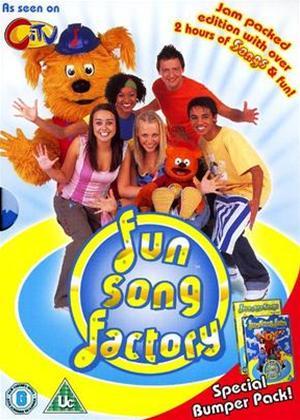 Fun Song Factory: songs/farm Online DVD Rental