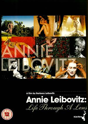 Rent Annie Leibovitz: Life Through a Lens Online DVD Rental