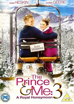 Rent Prince and Me 3: A Royal Honeymoon Online DVD Rental