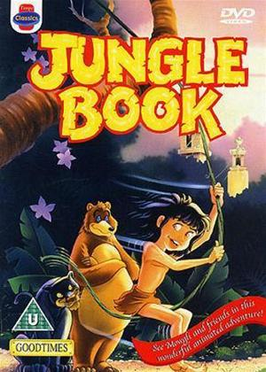 Jungle Book Online DVD Rental