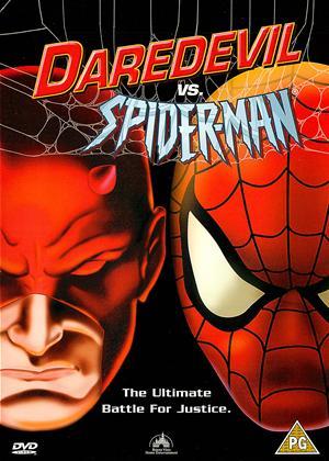 Daredevil Vs Spiderman Online DVD Rental